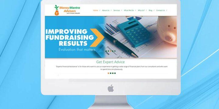 Web Design & Development – Money Mantra Advisors