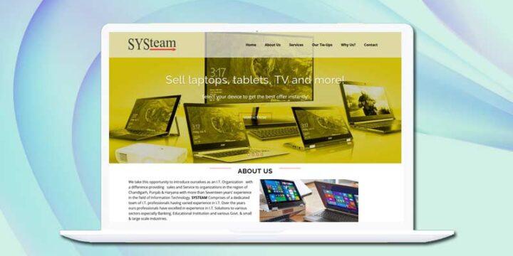 Design & Development – SYSTEAM